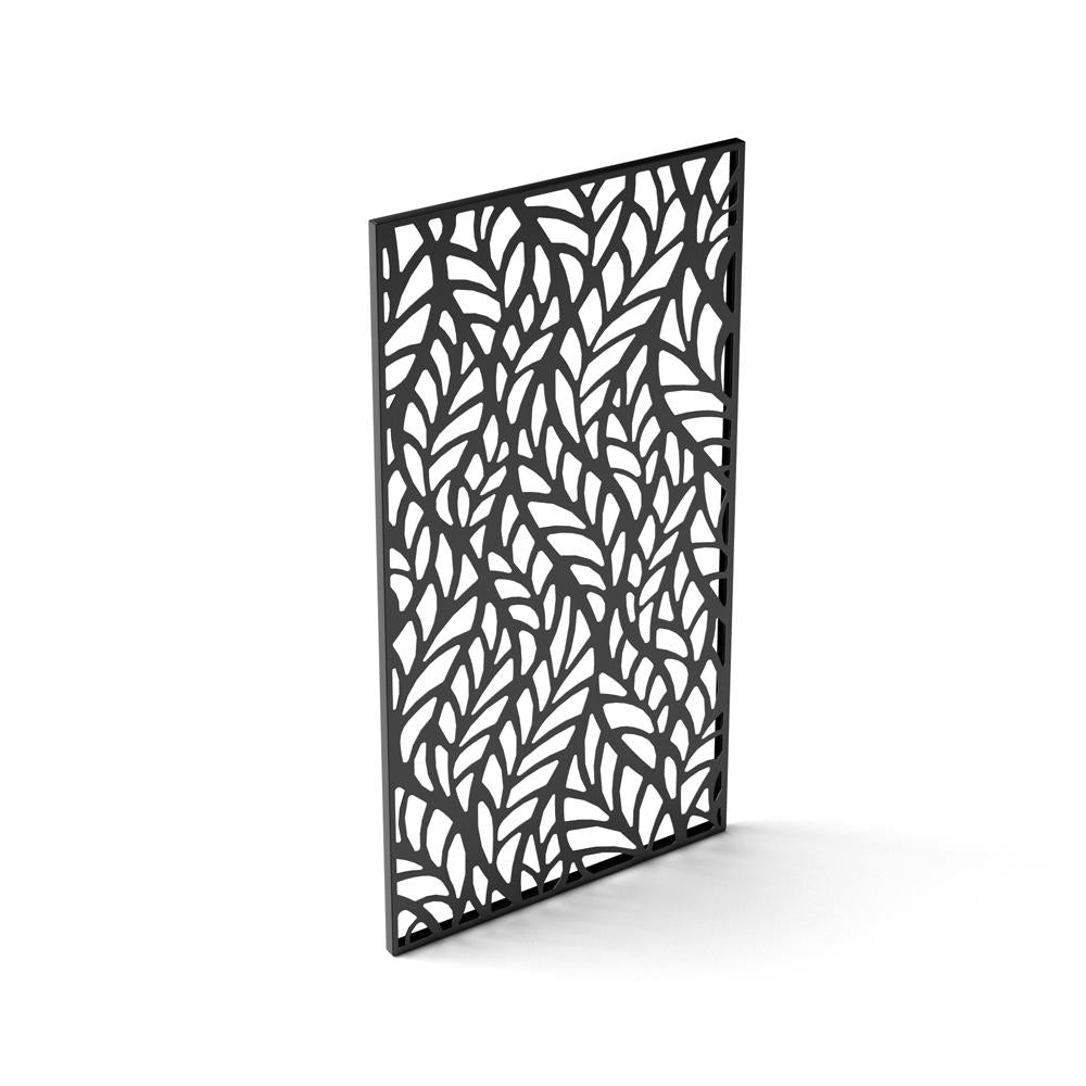 Veradek Metallic Screen Panel - Flowleaf