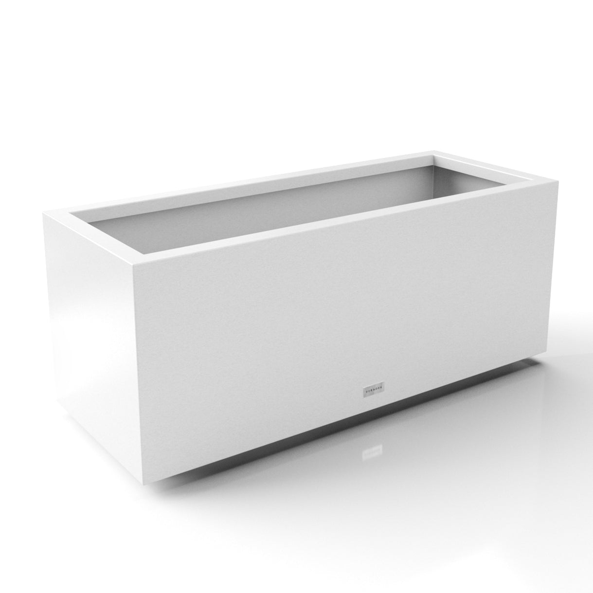 Metallic Series Long Box Planter