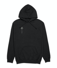 Load image into Gallery viewer, COHOODIE-BLACK-FRONT-2679