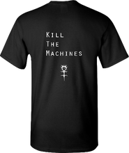 Load image into Gallery viewer, Logo Tee Kill The Machines
