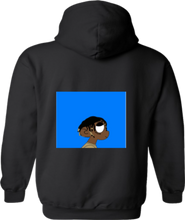 Load image into Gallery viewer, CLHOODIE-BLACK-BACK-1827