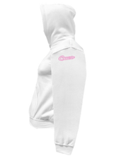 Load image into Gallery viewer, COHOODIE-WHITE-LEFTSLEEVE-1249