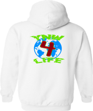 Load image into Gallery viewer, CLHOODIE-WHITE-BACK-1456