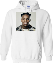 Load image into Gallery viewer, CLHOODIE-WHITE-FRONT-1380