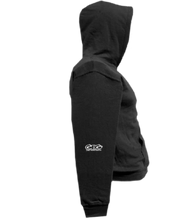 Load image into Gallery viewer, CLHOODIE-BLACK-RIGHTSLEEVE-2289