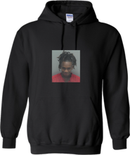 Load image into Gallery viewer, CLHOODIE-BLACK-FRONT-1362