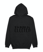 Load image into Gallery viewer, CLHOODIE-BLACK-BACK-2656