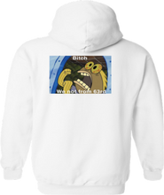 Load image into Gallery viewer, COHOODIE-WHITE-BACK-2109