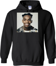 Load image into Gallery viewer, CLHOODIE-BLACK-FRONT-1380