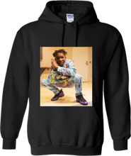Load image into Gallery viewer, CLHOODIE-BLACK-FRONT-1993