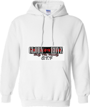 Load image into Gallery viewer, CLHOODIE-WHITE-FRONT-2289