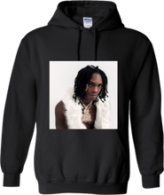 Load image into Gallery viewer, CLHOODIE-BLACK-FRONT-1550