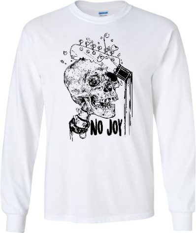 No JOY long sleeve