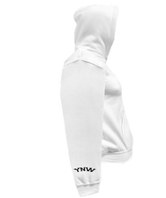 Load image into Gallery viewer, COHOODIE-WHITE-RIGHTSLEEVE-2063