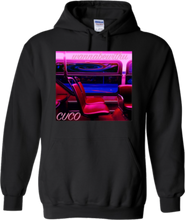 Load image into Gallery viewer, COHOODIE-BLACK-FRONT-1249