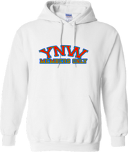 Load image into Gallery viewer, CLHOODIE-WHITE-FRONT-1693