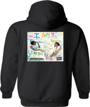 Load image into Gallery viewer, CLHOODIE-BLACK-BACK-1861