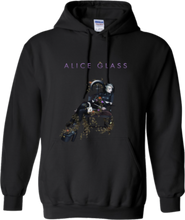 Load image into Gallery viewer, CLHOODIE-BLACK-FRONT-2277
