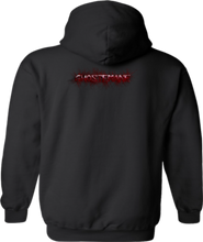 Load image into Gallery viewer, CLHOODIE-BLACK-BACK-2858