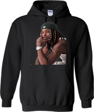 Load image into Gallery viewer, CLHOODIE-BLACK-FRONT-2459