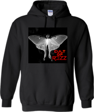 Load image into Gallery viewer, CLHOODIE-BLACK-FRONT-1197