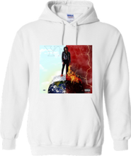 Load image into Gallery viewer, CLHOODIE-WHITE-FRONT-2392