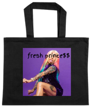 Load image into Gallery viewer, TOTE-BLACK-FRONT-1328