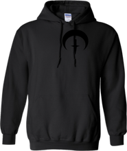 Load image into Gallery viewer, CLHOODIE-BLACK-FRONT-849