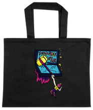 Load image into Gallery viewer, TOTE-BLACK-FRONT-2022