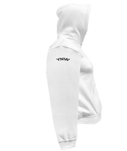 Load image into Gallery viewer, COHOODIE-WHITE-RIGHTSLEEVE-1371