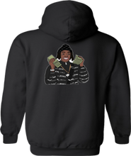 Load image into Gallery viewer, CLHOODIE-BLACK-BACK-1025
