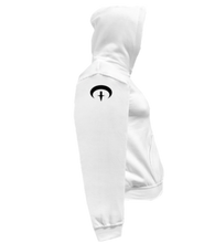 Load image into Gallery viewer, CLHOODIE-WHITE-RIGHTSLEEVE-849