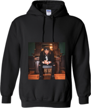 Load image into Gallery viewer, COHOODIE-BLACK-FRONT-2405