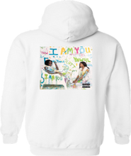 Load image into Gallery viewer, CLHOODIE-WHITE-BACK-1861