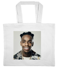 Load image into Gallery viewer, TOTE-WHITE-FRONT-1383