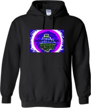 Load image into Gallery viewer, COHOODIE-BLACK-FRONT-2708