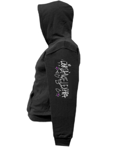 CLHOODIE-BLACK-LEFTSLEEVE-2570