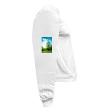 Load image into Gallery viewer, CLLS-WHITE-RIGHTSLEEVE-992