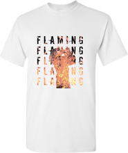 Load image into Gallery viewer, Flaming /// Classic T-shirt