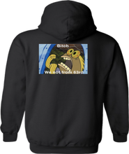 Load image into Gallery viewer, COHOODIE-BLACK-BACK-2109