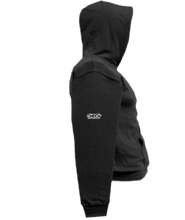 Load image into Gallery viewer, COHOODIE-BLACK-RIGHTSLEEVE-2419