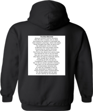 Load image into Gallery viewer, CLHOODIE-BLACK-BACK-917