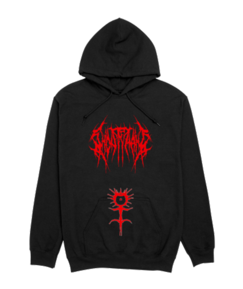 As Above So Look Out Below Hoodie