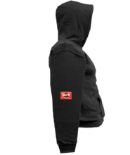 Load image into Gallery viewer, COHOODIE-BLACK-RIGHTSLEEVE-2484