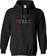 Load image into Gallery viewer, CLHOODIE-BLACK-FRONT-1872