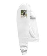 Load image into Gallery viewer, CLLS-WHITE-RIGHTSLEEVE-2146