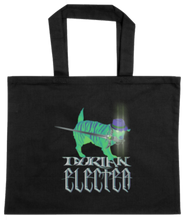Load image into Gallery viewer, TOTE-BLACK-FRONT-2682