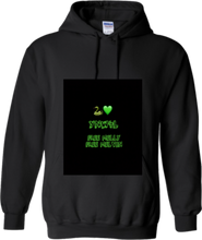 Load image into Gallery viewer, CLHOODIE-BLACK-FRONT-1892