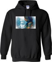 Load image into Gallery viewer, CLHOODIE-BLACK-FRONT-917