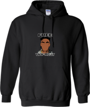 Load image into Gallery viewer, CLHOODIE-BLACK-FRONT-1444